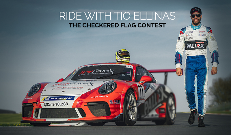 THE CHECKERED FLAG CONTEST