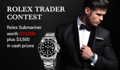 Trader Contest ng Rolex Time